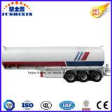 세 배 차축 탄소 강철 연료 탱크 트레일러 40, 000L