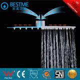 Testa di acquazzone rotonda di pioggia dell'acciaio inossidabile di disegno SUS304 (BF-M201)