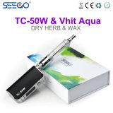 Seego 상표 E 담배 탱크 전자 담배 Mods 기화기 장비