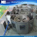 Frasco plástico máquina de engarrafamento carbonatada das bebidas
