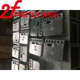 Precision Алюминий/латуни запасные части CNC быстрого прототипа
