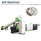 Macchina di produzione di pelletizzazione del fiocco tessuta Film/PP del PE Bags/ABS PS dei pp