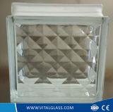 Blocchetto di vetro libero del reticolo di Gemel per la decorazione