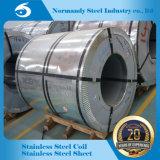 Bobina laminada a alta temperatura do aço inoxidável de AISI 304 para a construção