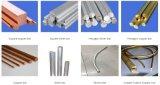 금속 격판덮개, 로드, 직사각형 로드, 원형 관 및 다른 모양 제품을%s 온도 제어 지속 주조기