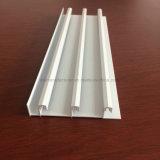 Quadrado, perfil redondo, diferente da extrusão da liga de alumínio para a porta e câmara de ar 117 do indicador