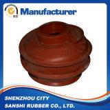 Kundenspezifisches Gummiteil für Maschine