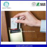Carte vierge de bande magnétique de PVC sans impression