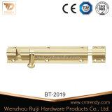 Bullone d'ottone in lega di zinco del fermo della serratura del hardware del portello di entrata (BT-2020)