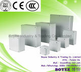 Os parafusos do compartimento plástico impermeável Tipo Caixa de Interruptor Adaptável