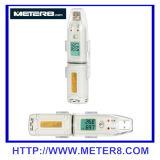 Registador da temperatura e de dados da umidade