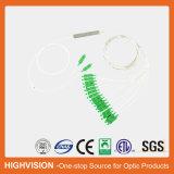 2X16 PLC Blockless van de Vezel van lc-APC Optische Splitser