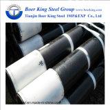 Tubo de acero de la cubierta del petróleo del API 5CT K55 /J55/N80/P110