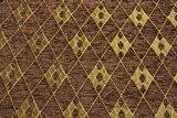 Pano do sofá do Chenille da manta de Brown (FTH31180B)