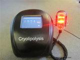 La congelación de la grasa de la máquina Cryolipolysis portátil con 3 asas de Cryo intercambiables