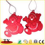 Natal Metal Pendure um ornamento para prendas de Natal produtos de decoração