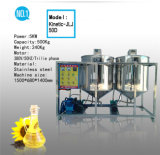専門の植物油の精製所装置