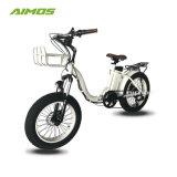 販売のためのセリウム公認36V 250W 20inchの電気折るバイク