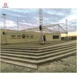 공장에서 알루미늄 단계 천막 Truss 시스템 설계