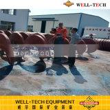 Planta da rampa espiral do separador da gravidade do fabricante profissional da fabricação