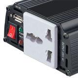 12V gelijkstroom aan 220V AC 150W de Omschakelaar van de Omschakelaar van de Macht met USB