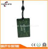 Modifica a resina epossidica senza contatto di RFID con il chip classico 1K di MIFARE per controllo ed il pagamento di accesso