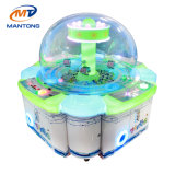 Zoet Land 4 de Muntstuk In werking gestelde Elektronische Arcade van de Machine van de Kraan van het Suikergoed van de Jonge geitjes van Spelen