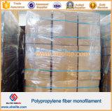 Цемент конкретные усилитель Fibrillated волокна из полипропилена