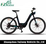 Bici elettrica di carico rapida della città pieghevole della batteria di litio