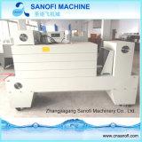 Piccola macchina di imballaggio con involucro termocontrattile della bottiglia