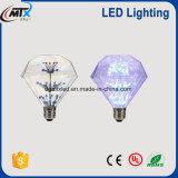 E27 Luz quente à especificação do cliente romatic lâmpada LED