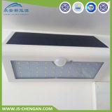 Iluminación al aire libre accionada solar del LED de la luz al aire libre solar de la pared