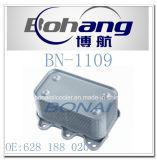 Refrigerador de petróleo auto del Benz de Mercedes de los recambios de Bonai (628 188 0201)