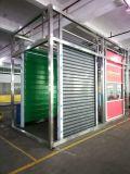 Puerta rápida flexible de alta velocidad de laminación de alimentos y la farmacia de la industria de la puerta
