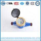 Heißes Residential Water Meter mit Multi Jet und Dry Type