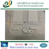 Coperchio di plastica lavorato CNC personalizzato per uso medico