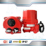 Electric Actuator Linear IP66 Tough Waterproof Structure