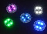 LED 번쩍이기 병 컵 스티커 연안 무역선을 광-고해 OEM