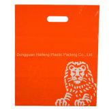 中国の習慣は型抜きされた生物分解性のプラスチックショッピング・バッグを印刷した