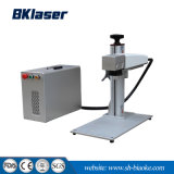 Pequenas Fibras de Aço Inoxidável marcação a laser máquina de gravura fabrica