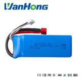 batteria del Li-Polimero di 14.8V 2800mAh per l'aeroplano di modelli