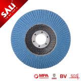 Disco abrasivo flessibile della falda di alta qualità T27/T29 Inox di marca di Sali