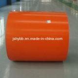 Ral電流を通された鋼板をエクスポートするための9026 PPGI