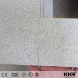 Surface solide acrylique blanche en pierre artificielle de matériau de construction