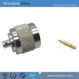 Stop van de Schakelaar N van rf de Rechte Mannelijke voor semi-Flexibele Kabel Rg402 (n-JB33)