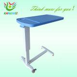 Medizinischer Krankenhaus Bett-ABS vorbei - Bett-Tisch mit Fußrollen (SLV-D4003)