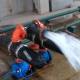 """Tipo sistema de H de la alta calidad 3 """" de irrigación de la granja del filtro de discos"""