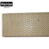 Hairise 5935 с Perforated плоской верхней модульной конвейерной