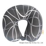 Proveedor chino de espuma de impresión de viajar de partículas u salud en forma de almohada.
