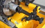 """Buis Threader 2 """" met de Motor van de Inductie 1500W (SQ50)"""